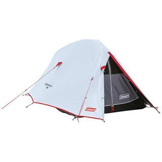 コールマン テント ソロ キャンプ 一度だけ使用 値段交渉可能