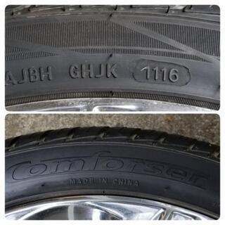 【20インチ】タイヤ&アルミホイール4本セット245/40R20インチ   アルファード ヴェルファイア ハリアー ハリアーハイブリッド ヴァンガード アルファード ハイブリッド 深リム最高!  - 売ります・あげます
