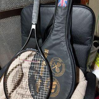 硬式テニスラケットお譲りします