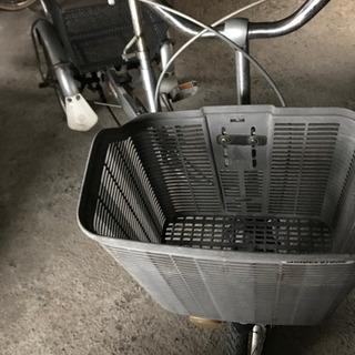 ブリジストンの三輪車自転車