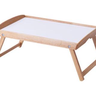 IKEA イケア ベッドトレイ 折り畳みの画像