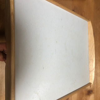 IKEA イケア ベッドトレイ 折り畳み - 本/CD/DVD