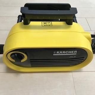 程度良好❗️家庭用高圧洗浄機ケルヒャーJTK38