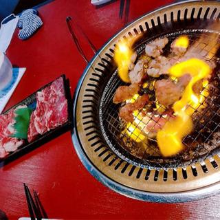食べ放題、お肉の最高の美味しさ❣️4連休休まず営業致しております⭐️