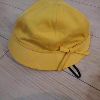 幼稚園 小学校 通園通学用 黄色帽