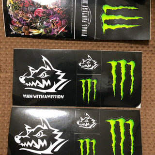 MONSTER×MAN WITH A MISSION +MONS...