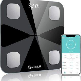 体重計 体組成計 体脂肪計 Bluetooth デジタル 高精度