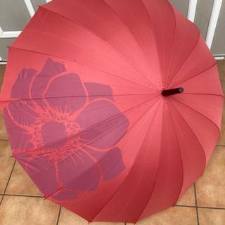 大人気❣️mabu ジャンプ傘、美品、16本骨