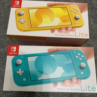 Nintendo switch light 2台セット