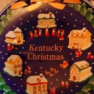 ケンタッキーオリジナルクリスマスプレイト