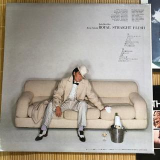 井上陽水ほか、レコード3枚セット