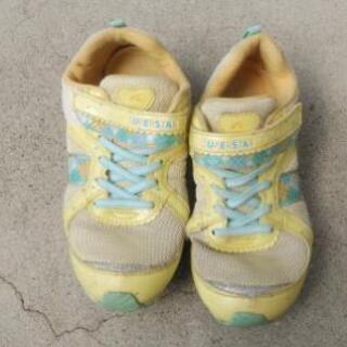 靴21.5cm