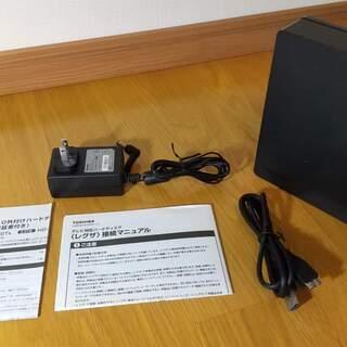 外付けHDD 東芝 HD-EF30TK