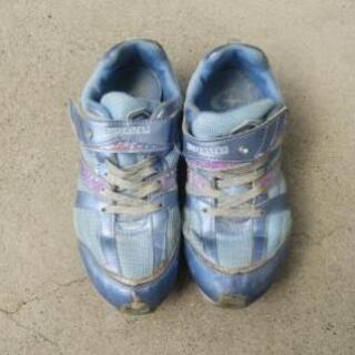 靴水色20cm