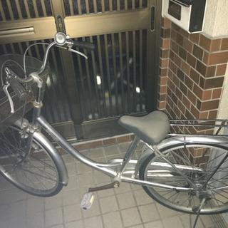 自転車 【取引中】の画像