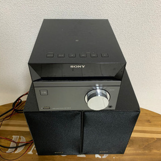 SONY ホームオーディオシステム