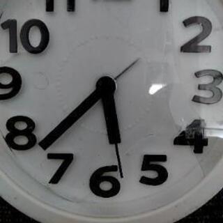 ジャンク品目覚まし時計