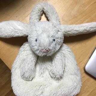 ウサギちゃんポシェット