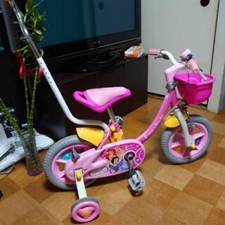 【室内のみ使用】お子さま自転車 キレイです。