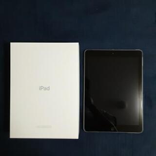 iPad Wi-Fi 32GB(第6世代)ケース付き【美品】