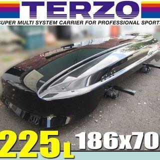 札幌★ TERZO / 225L ルーフボックス PIAAZON...