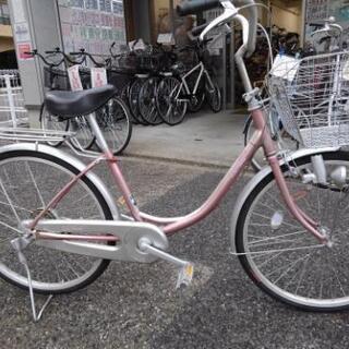 中古自転車1149 24インチ ギヤなし ダイナモライト