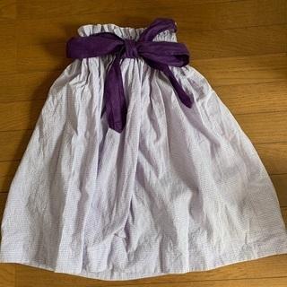 手作り スカート