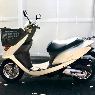お買い物に便利な原付バイクです