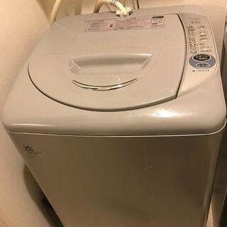 ★サンヨー 全自動洗濯機◆ASW-EG42A(SB) 「受け渡し...