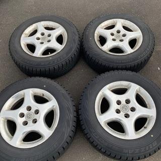ブリヂストン レボGZ 215/65/R16 スタッドレス4本 ...