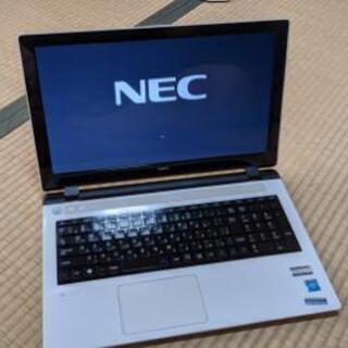 ★NEC ノートPC LAVIE windows10 15インチ...