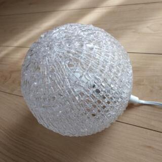 ニトリ ルームライト ボールランプ LED付き - 家具