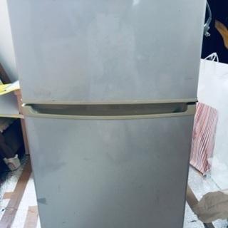 ナショナル 2ドア 冷蔵庫 78ℓ