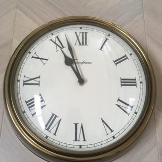 francfranc フランフラン 掛け時計 クレフィーウォール...