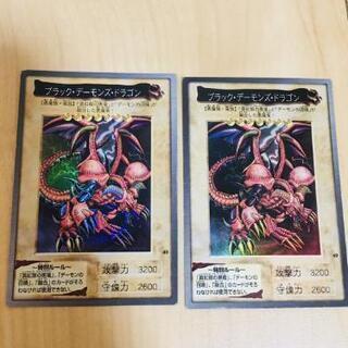 【終了】遊戯王 バンダイ版 ブラックデーモンズドラゴン