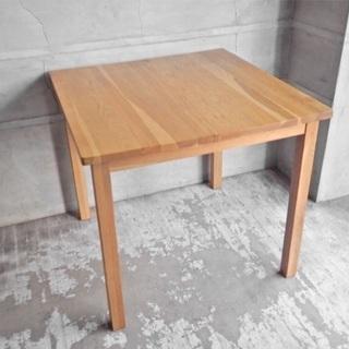 無印良品テーブルあげます!