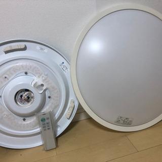 LEDシーリングライト リモコン付