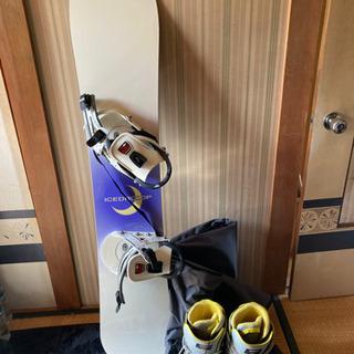 icedropスノーボード skyrockブーツ