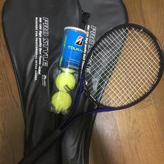 テニスラケット&大きいバドミントンおもちゃ