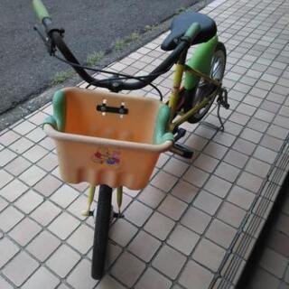 子ども用自転車 プーさん