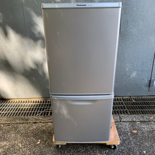 パナソニック 138L 2ドア冷凍冷蔵庫 2015年製