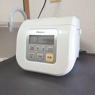 【Panasonic】電子ジャー炊飯器 / 0.5~3合 / W...