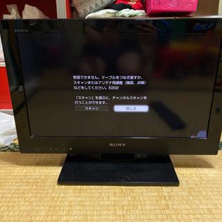 SONY BRAVIA 液晶デジタルテレビ22v