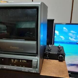 動作OK パイオニア CDチェンジャー PD-F25A