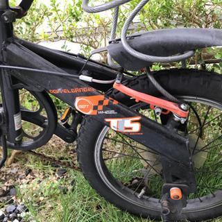 DOPPELGANGER(ドッペルギャンガー) 折りたたみ自転車...