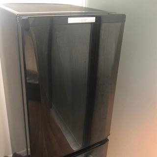 2015年製三菱冷凍冷蔵庫 146L