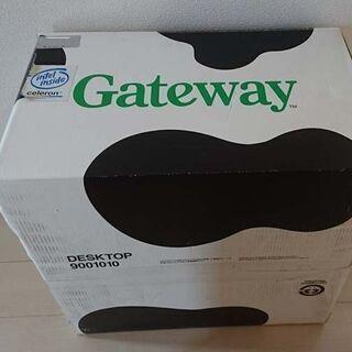昔のGateway空き箱