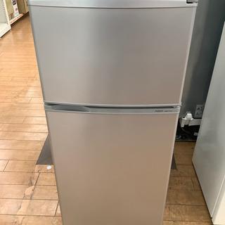 安心動作保証6ヶ月付き❗️AQUAの単身用2ドア冷蔵庫