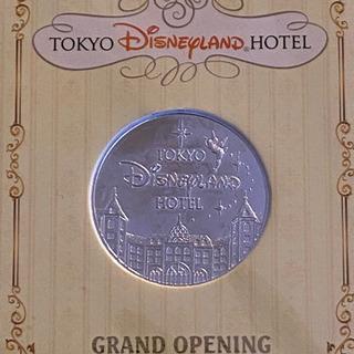 東京ディズニーランドホテル オープン記念メダル