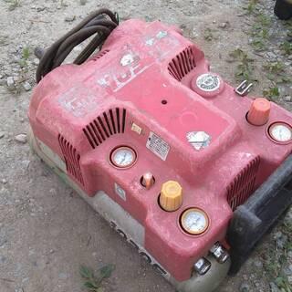 MAX 1030E 高圧エアコンプレッサー 始動だけ確認 ジャン...